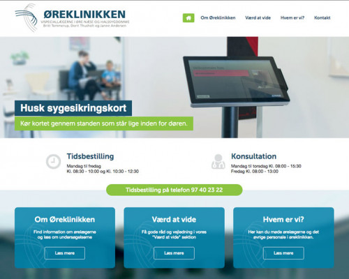 Kreativt webdesign intelligente løsninger | Dudal Webdesign